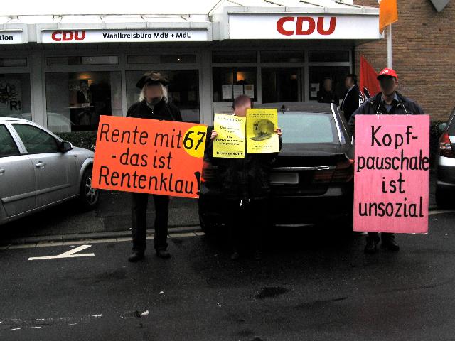 CDU-Büro