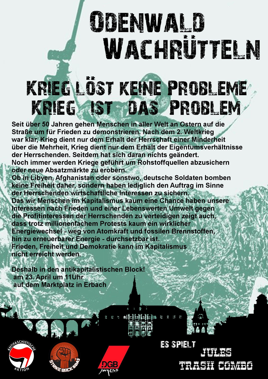 Ostermarsch2011